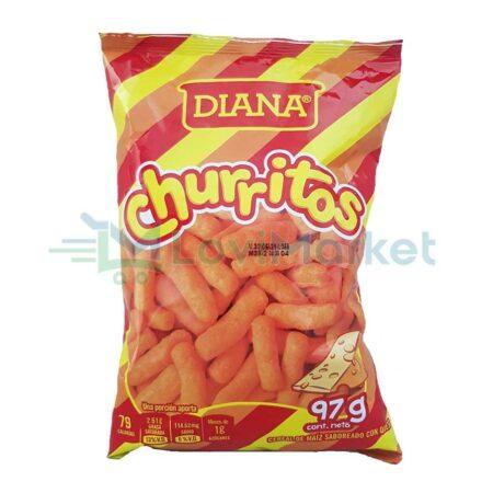 Lovimarket: Churritos Diana