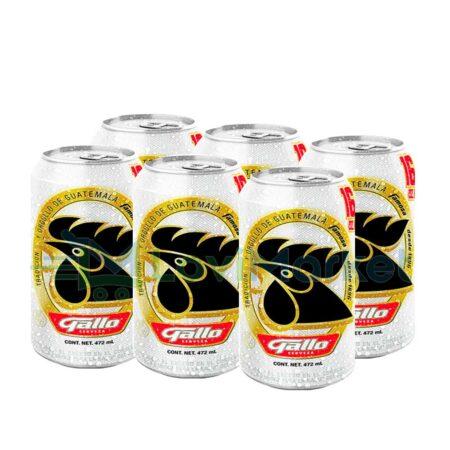 Lovimarket: Six Pack Cerveza Gallo