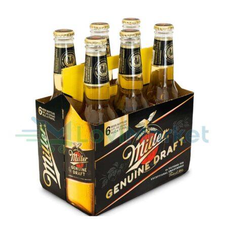 Lovimarket: Cerveza Miller Genuine Draft